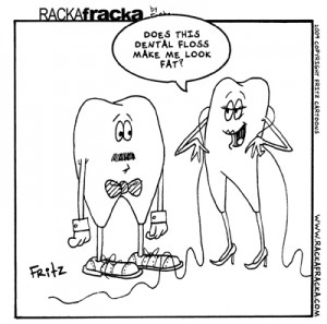 floss-look-fat-cartoon
