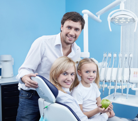 Your family deserves the best general dentistry services.