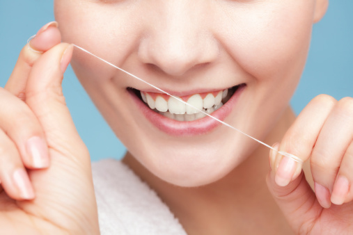 Flossing is a lot easier than you think.