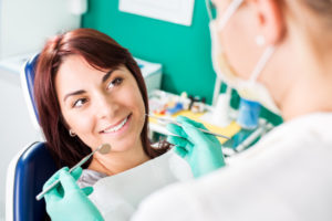 Visit the emergency dentist in Brookfield after a broken tooth.